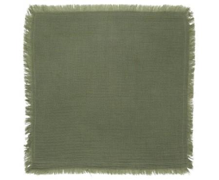 Stofserviet grøn