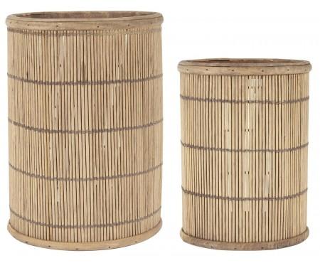 Lygtesæt m/bambussider