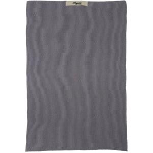 Håndklæde - mørkegrå