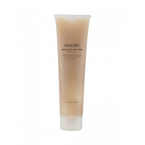Merika Body scrub - Apricot & rice