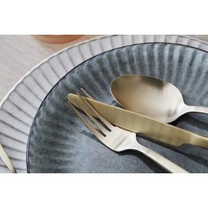 Frokosttallerken, Birch - grå