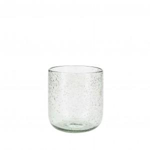 Vandglas - grøn
