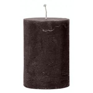 Rustic lys - chestnut H: 10 cm