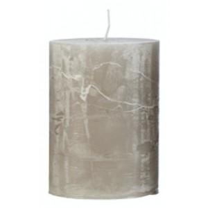 Rustic lys - stone H: 15 cm