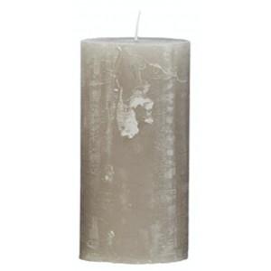 Rustic lys - stone H: 25 cm