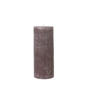 Rustic lys - rouge H: 25 cm