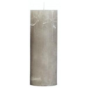 Rustic lys - stone H: 35 cm