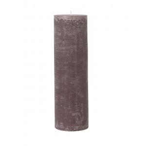 Rustic lys - rouge H: 35 cm