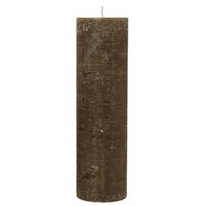 Rustic lys - succade H: 35 cm