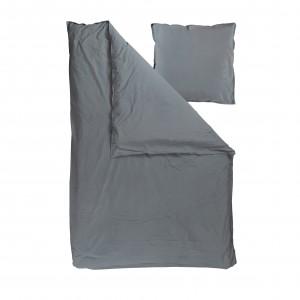 Sengetøj 140x200 - grå